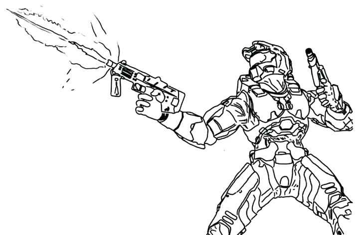 728x472 Halo Coloring Page Halo Coloring Pages Halo Master Chief