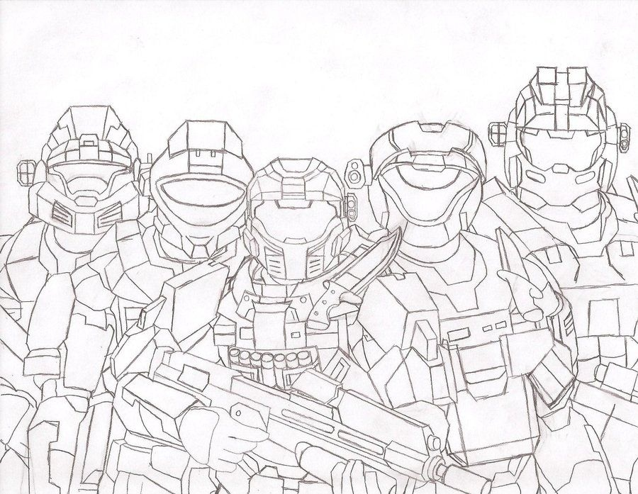 900x697 Halo Coloring Pages Fresh Halo Reach Coloring Free Halo Reach