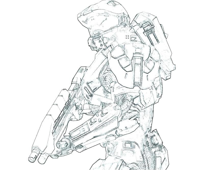 800x667 Halo Spartan Coloring Pages Halo Spartan Coloring Pages Halo