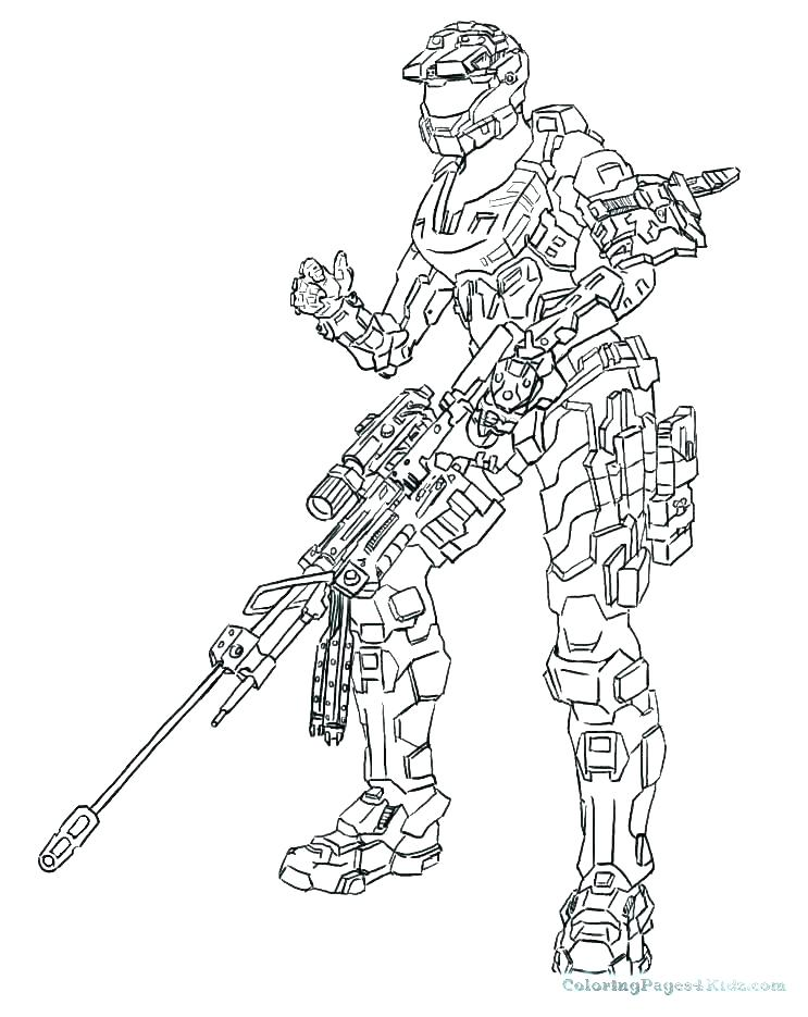 743x935 Halo Spartan Coloring Pages Spartan Coloring Pages Spartan