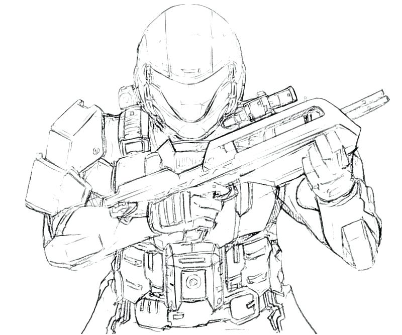 800x667 Halo Coloring Page Halo Coloring Pages Halo Spartan Coloring