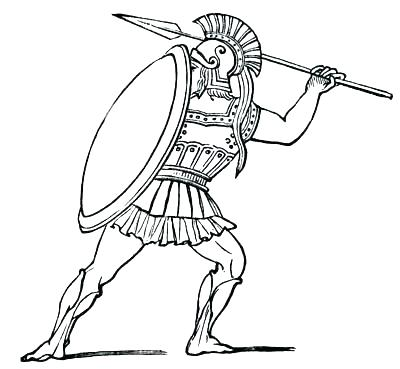 400x369 Halo Spartan Coloring Pages Spartan Coloring Pages Spartan