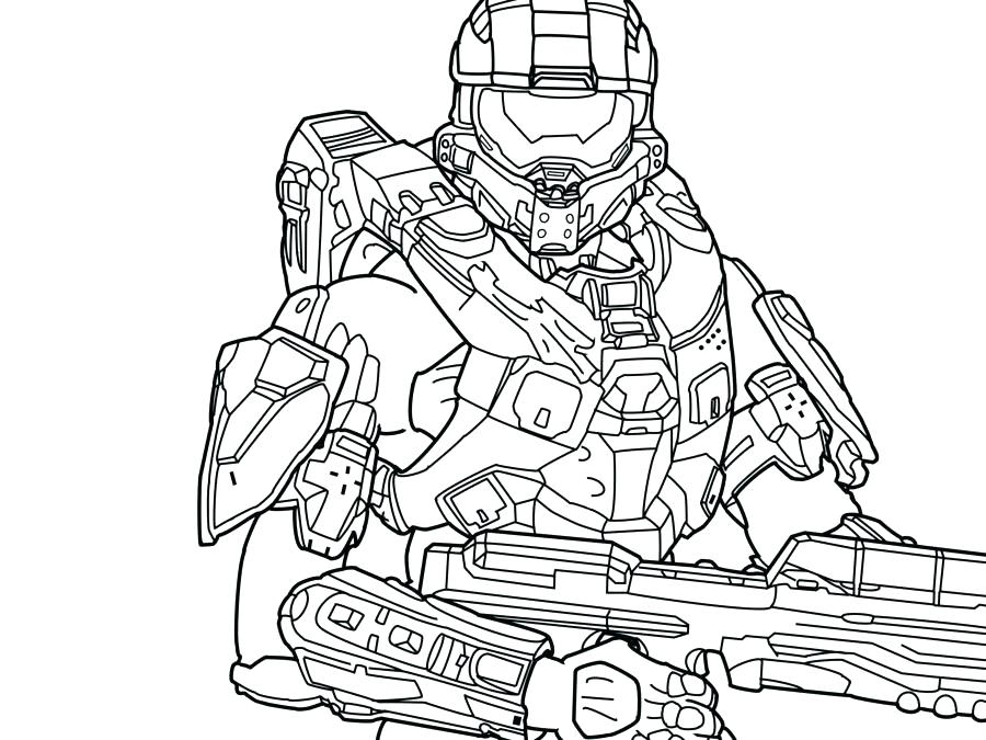900x675 Spartan Coloring Pages Halo Reach Coloring Pages Respond Us People