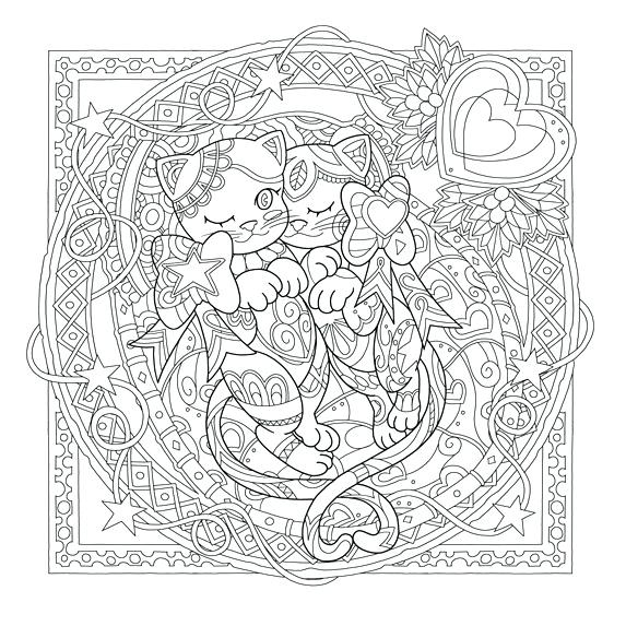 573x573 Hamsa Coloring Pages Evil Eye Coloring Pages Image Waves Of Color