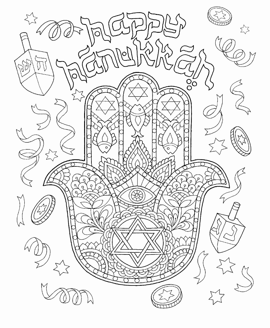 889x1080 Hamsa Hand Coloring Pages