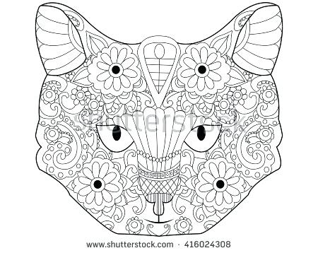 450x358 Hamsa Coloring Pages Image Result Adult Colouring Pages