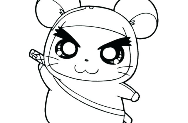 640x420 Cute Hamster Coloring Pages Hamster Coloring Pages Click To See