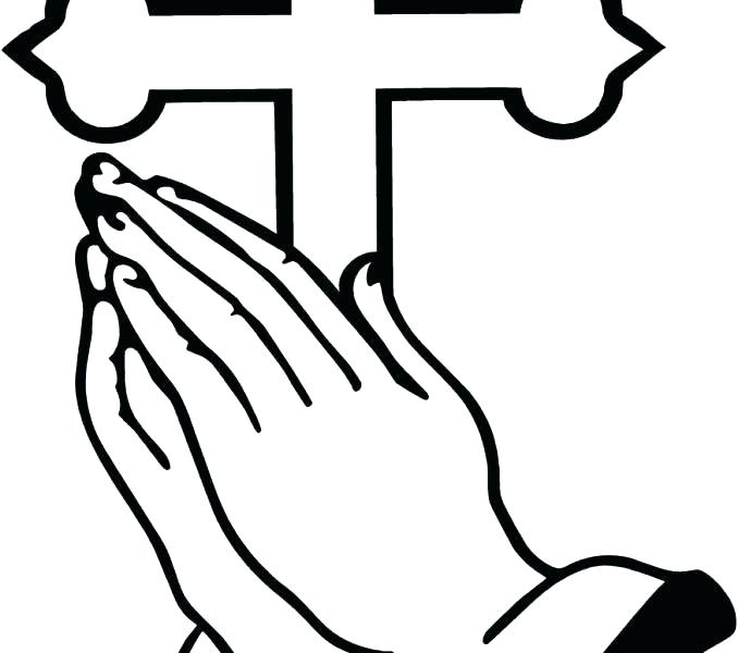 678x600 The Kissing Hand Coloring Pages Praying Hands Coloring Pages