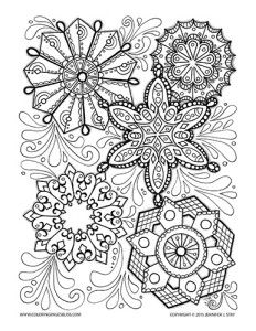 232x300 New Christmas Coloring Pages Pain Management, Stress Relief