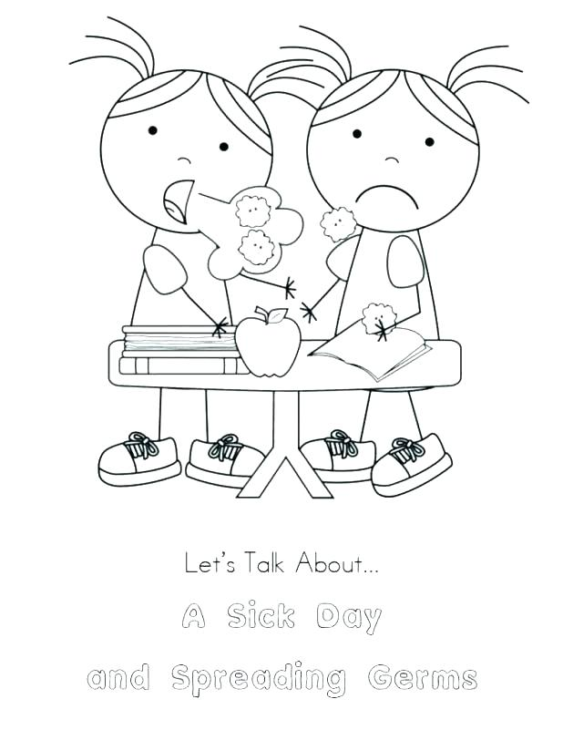 618x801 Hand Washing Coloring Pages Hand Washing Coloring Pages Hand