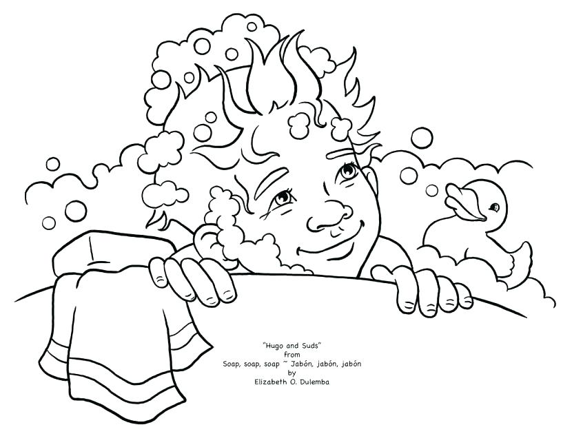 830x633 Handwashing Coloring Pages Education Coloring Pages Hand Washing