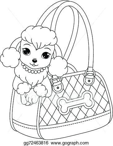 365x470 Poodle Coloring Page Poodle Coloring Page Spaniel Coloring Pages