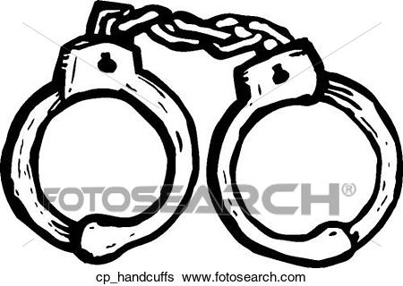 450x320 Handcuffs Clipart Group