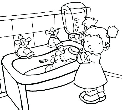 512x464 Germs Coloring Pages Germ Coloring Page Breathtaking Germ Coloring