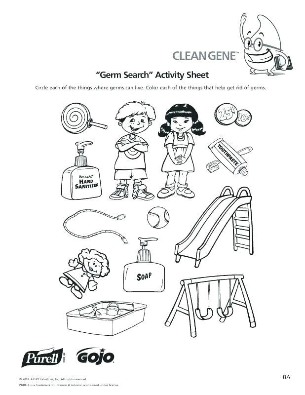 618x800 Handwashing Coloring Page Hand Washing Coloring Pages
