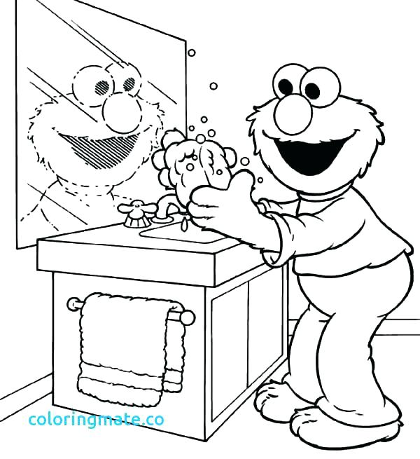600x655 Handwashing Coloring Pages Trend Germs Coloring Pages New Germ