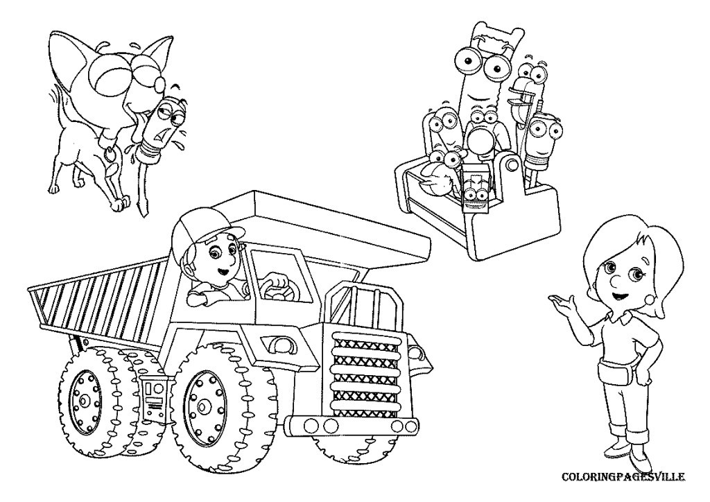 The Best Free Manny Coloring Page Images. Download From 90