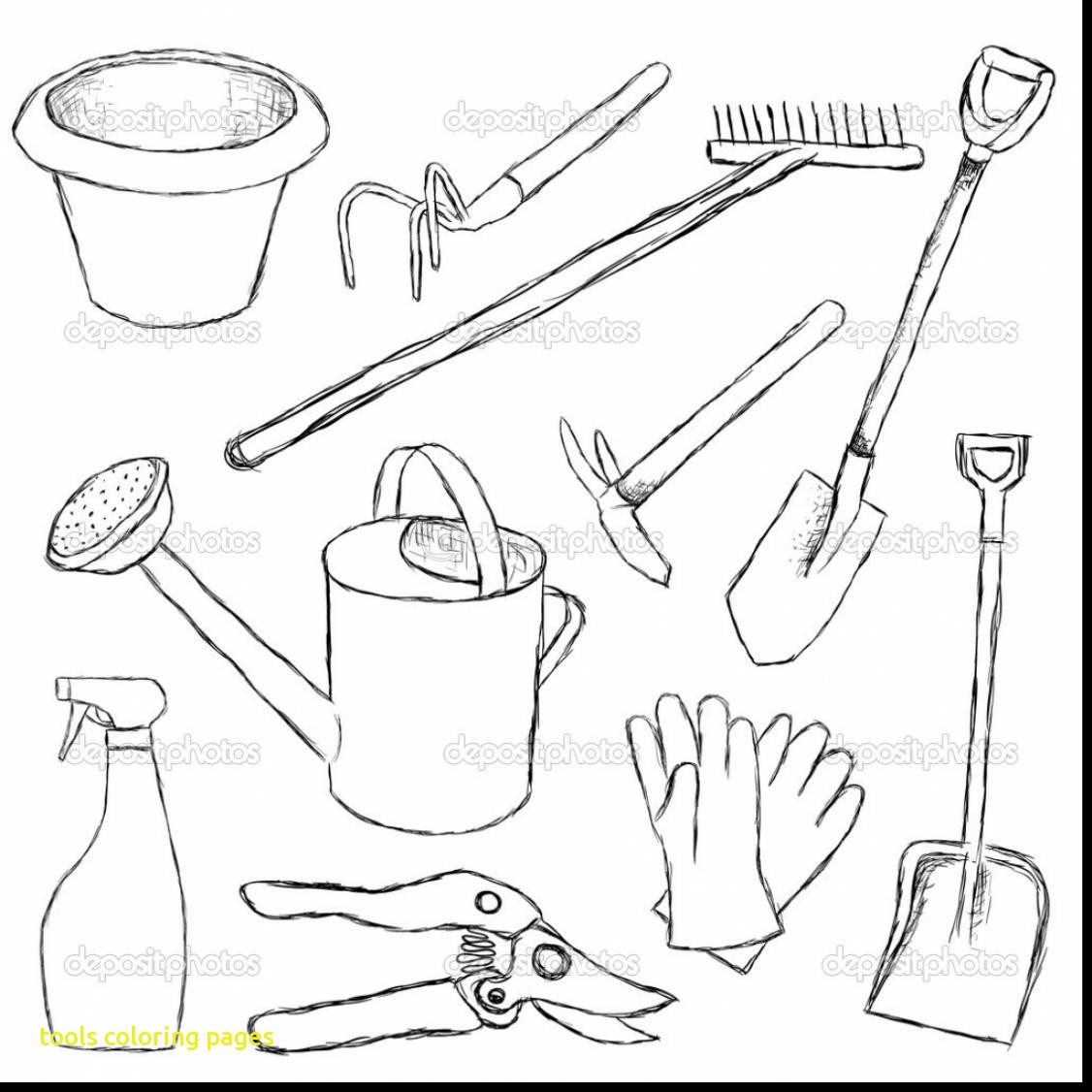 1126x1126 Handy Manny Tools Coloring Pages Yiqiqu Fair
