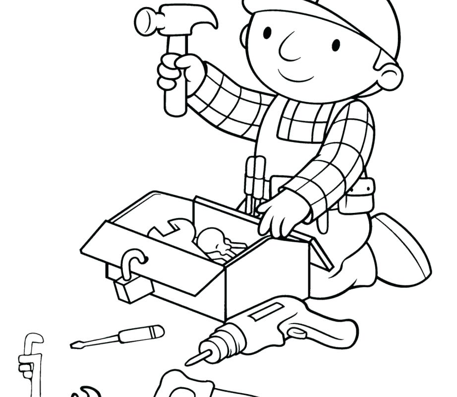 922x800 Coloring Pages Tools Coloring Pages Of Tools Coloring Pages Tools