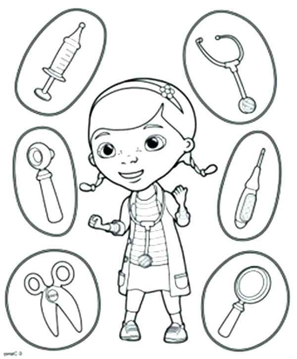 600x727 Coloring Pages Tools On Handy Manny Tools Coloring Pages Get