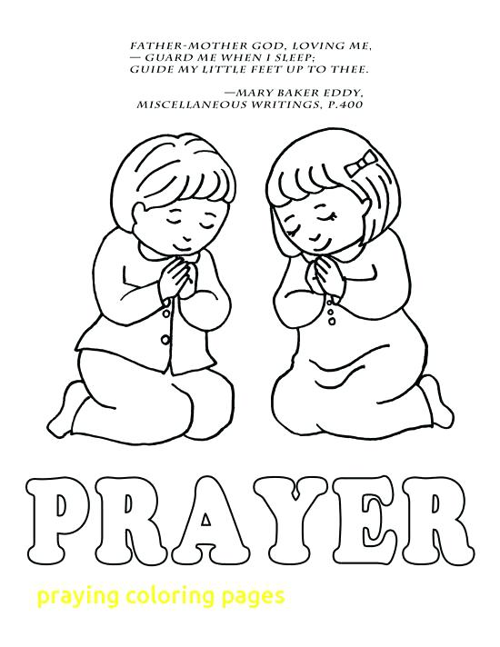 550x712 Hannah And Samuel Coloring Page Praying Coloring Pages With Luxury