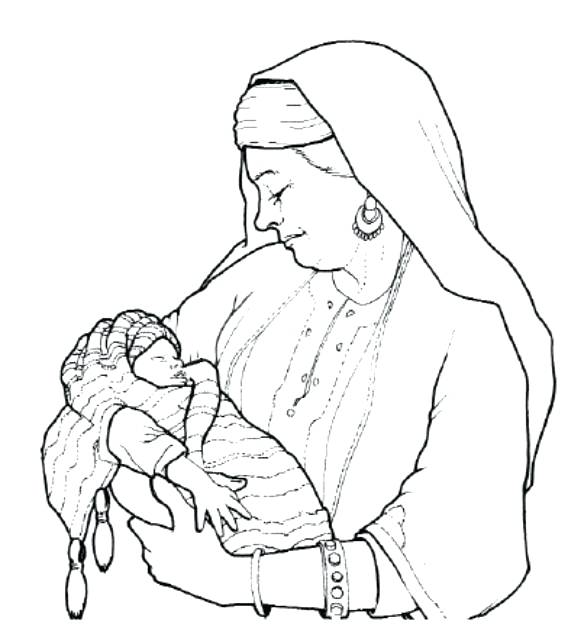 568x632 Hannah Samuel Coloring Page Is Born Coloring Page Hannah
