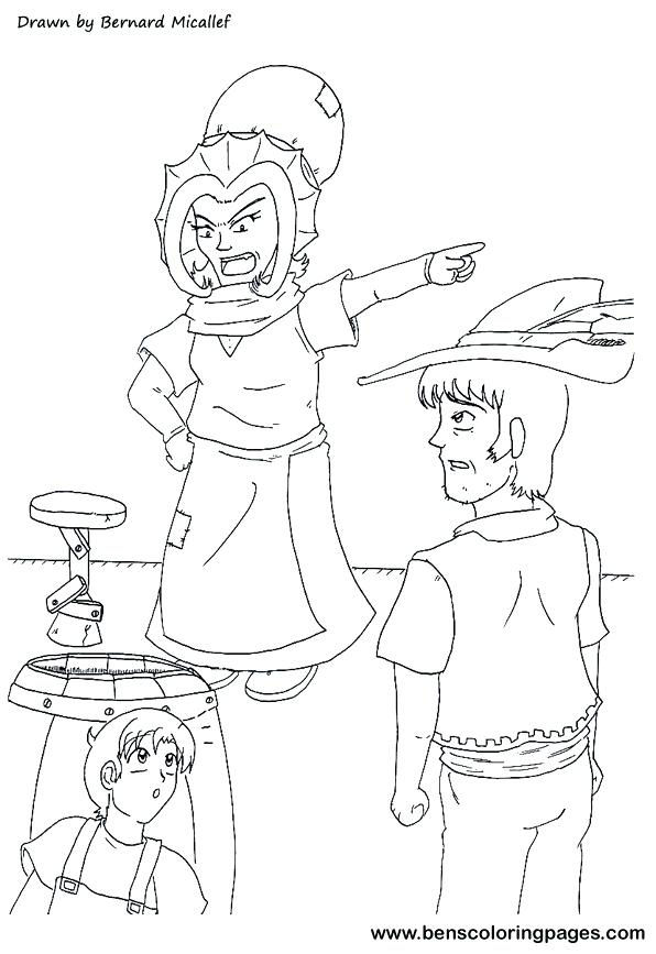 Hansel And Gretel Coloring Pages at GetDrawings   Free ...