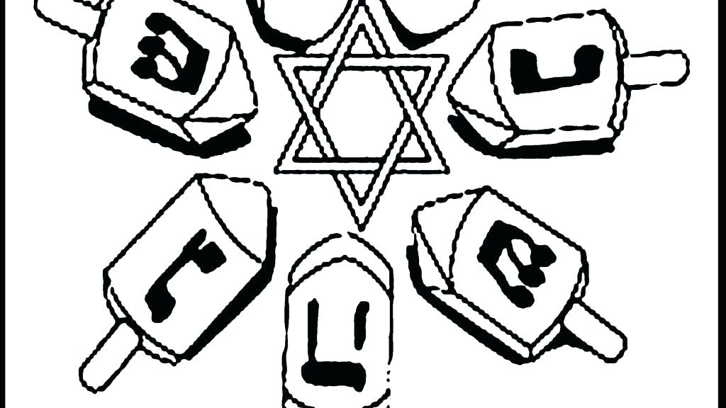 1024x576 Hannukah Coloring Pages Brilliant Ideas Coloring Pages Merry Page