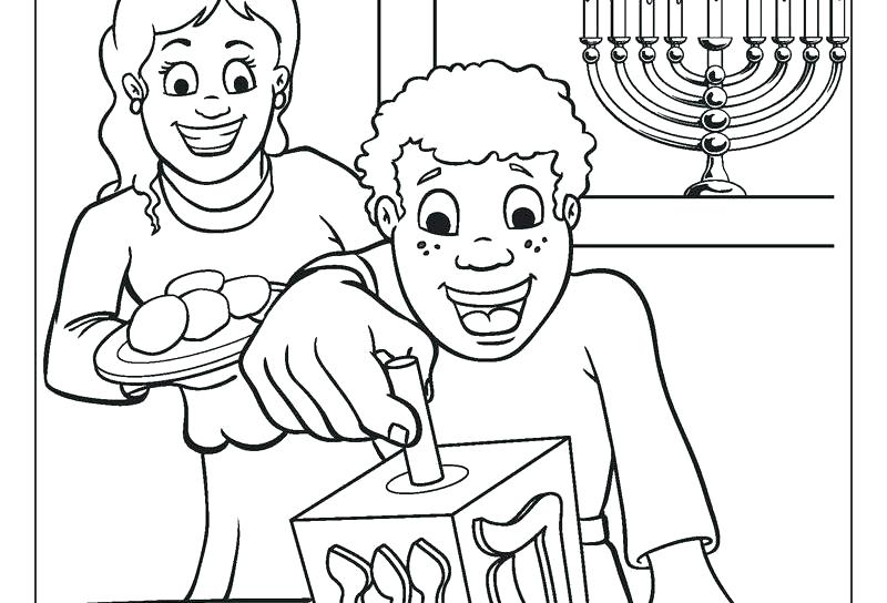 800x544 Hanukkah Coloring Pages Printable Free Printable Coloring Pages