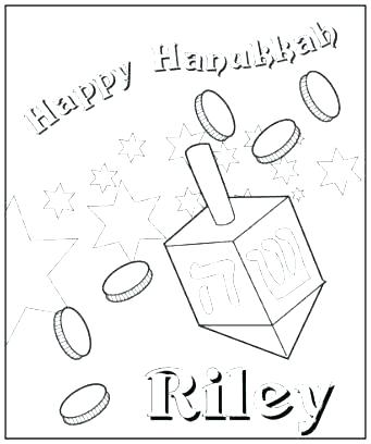 341x408 Colouring Pages Happy Hanukkah Coloring Pages Happy Colouring Page