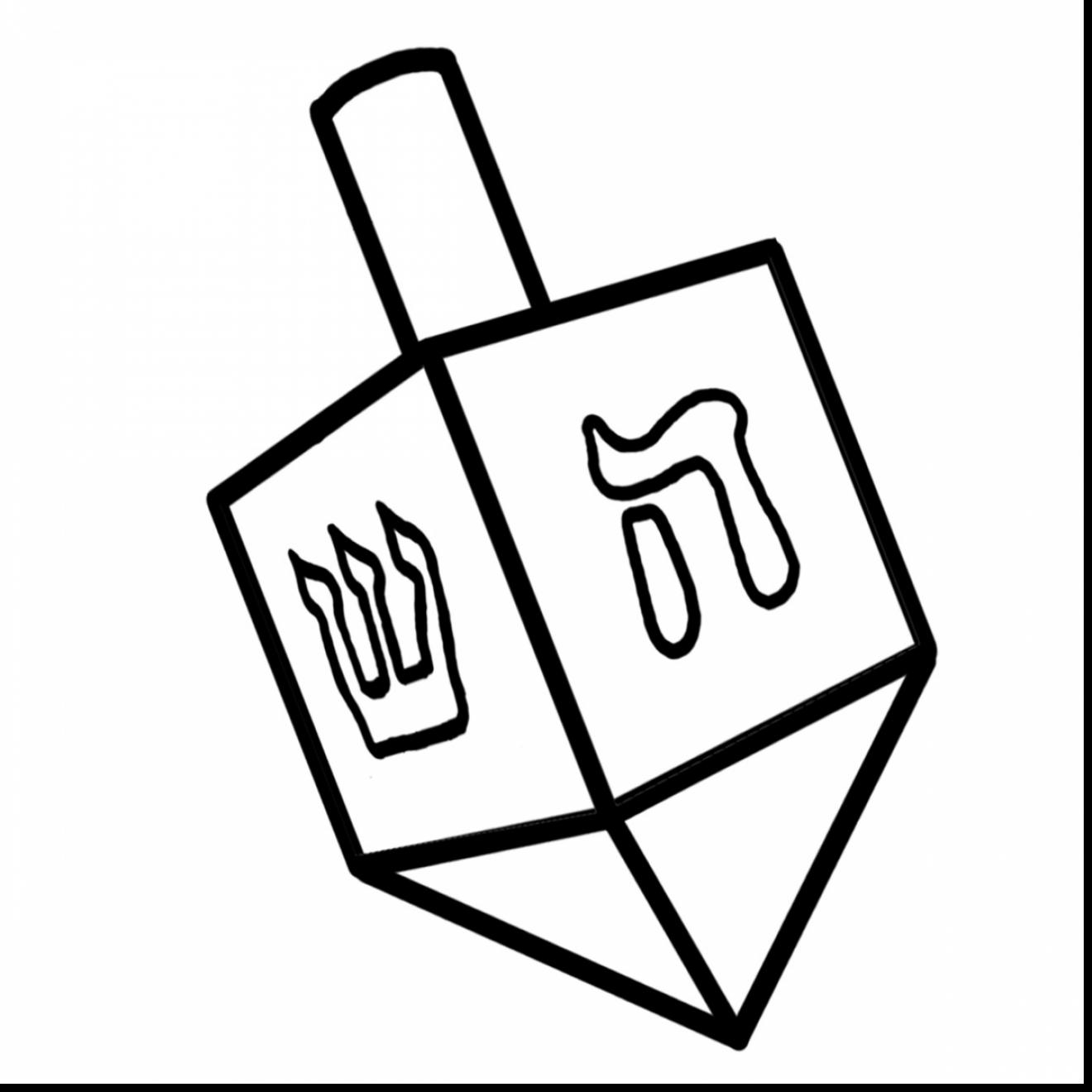 1320x1320 Hanukkah Dreidel Coloring Pages To Print Free Printable Kids