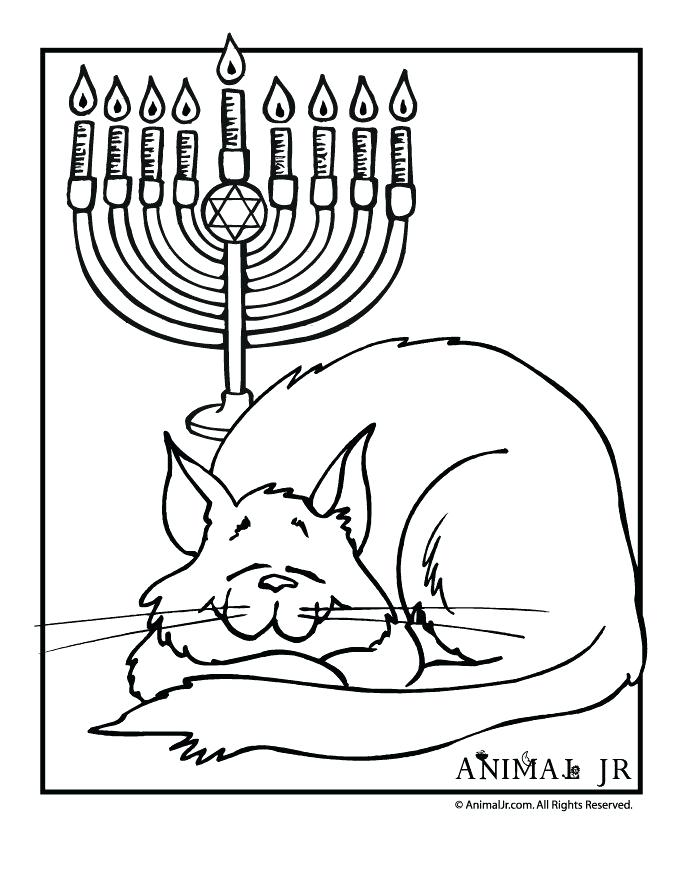 681x880 Hanukkah Coloring Sheets Printable Optimalmining Club