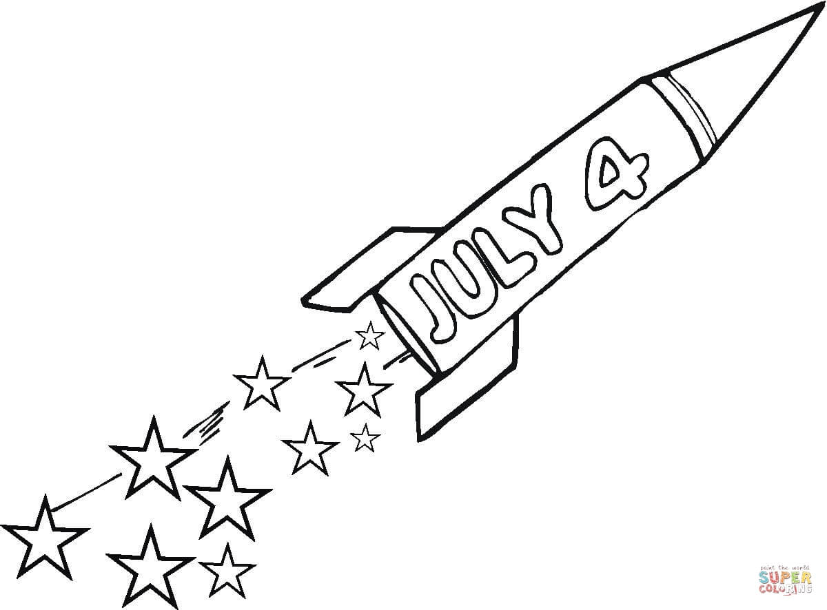 1200x886 Happy Of July Coloring Pages Of July Printable
