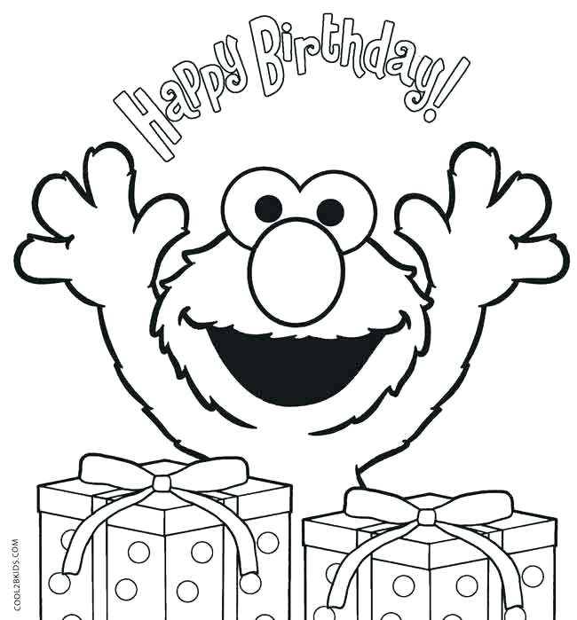 650x699 Birthday Color Page Free Printable Happy Birthday Coloring Pages