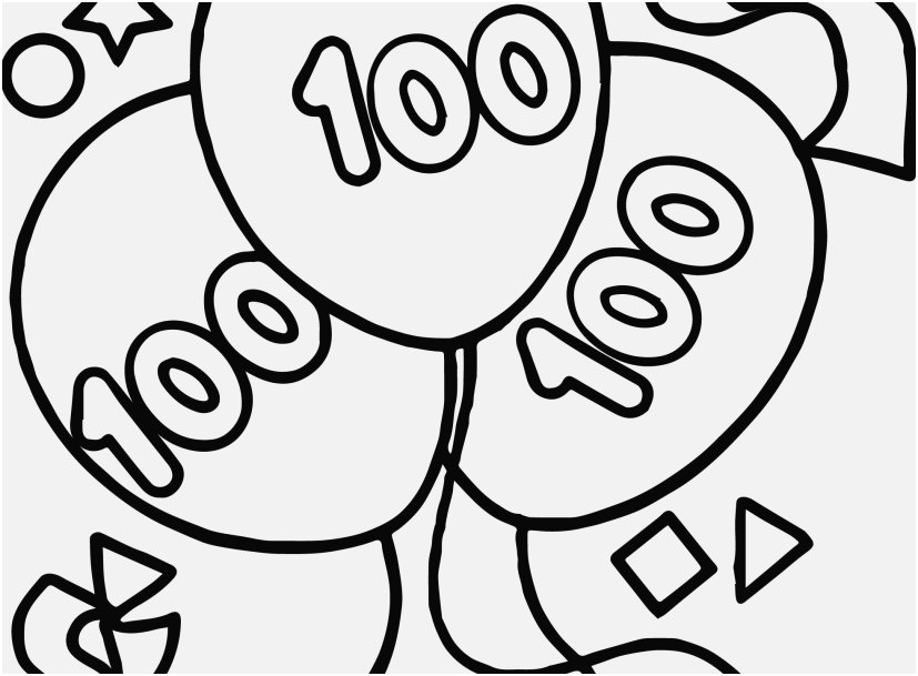 827x609 A Good Photo Balloon Coloring Pages Popular