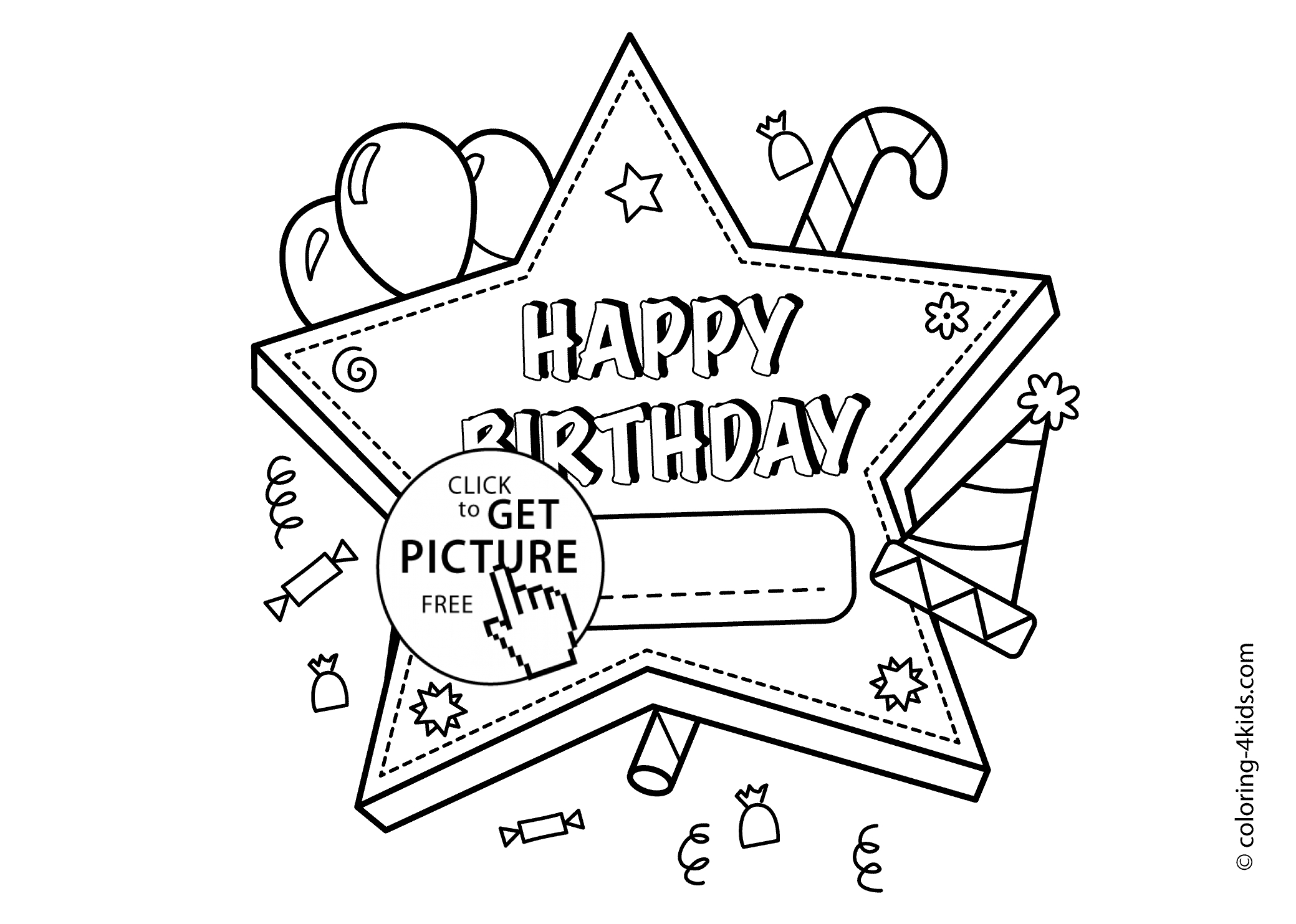 2079x1483 Happy Birthday Brother Coloring Pages Printable Coloring Book