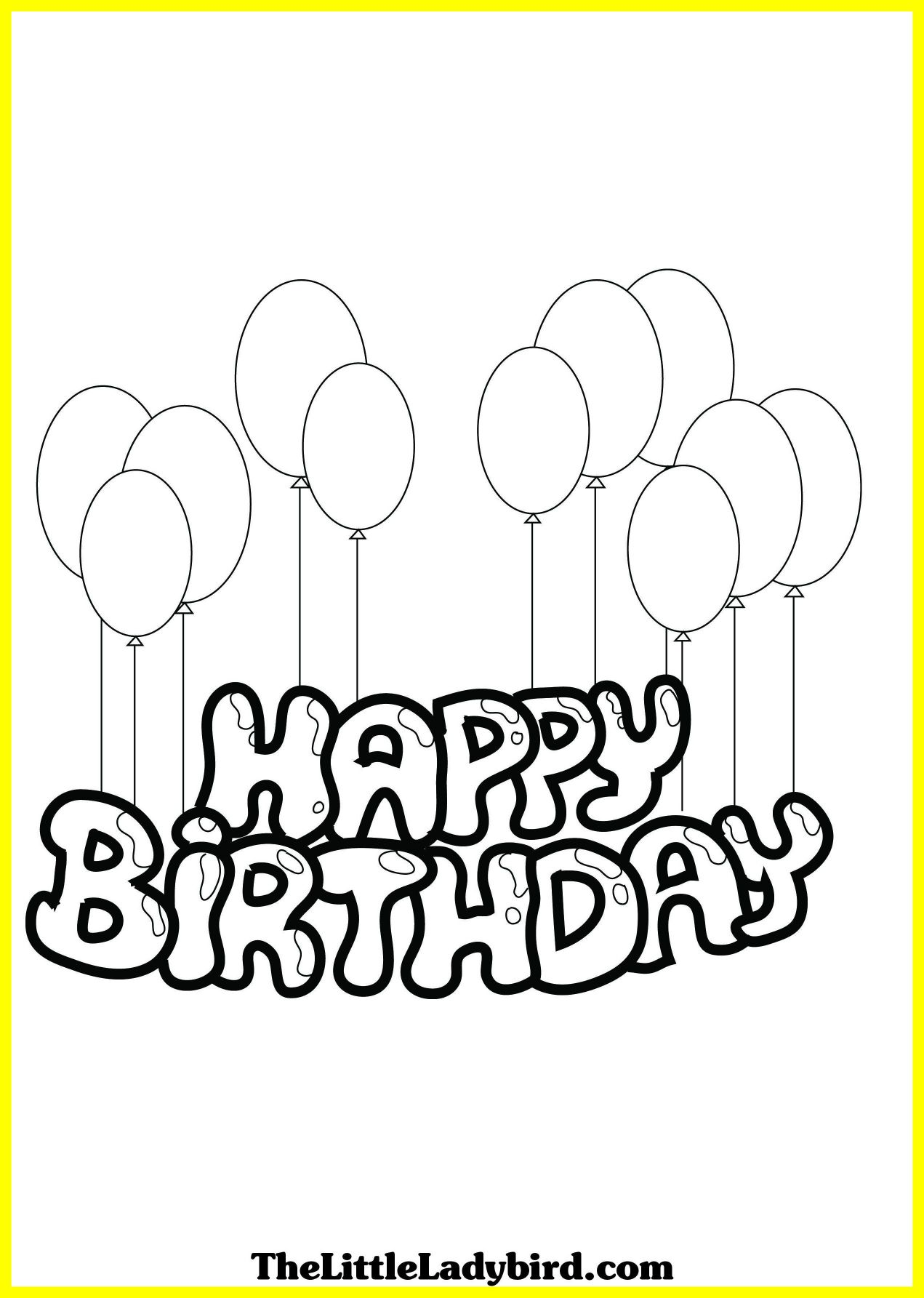 1271x1785 The Best Happy Birthday Coloring Pages For Brother Boys Style