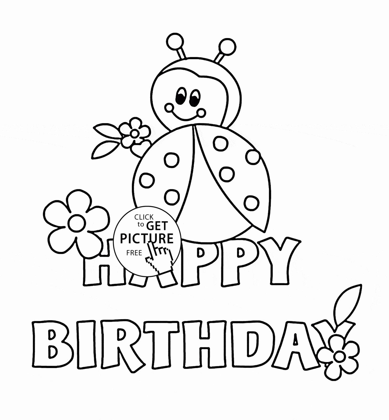 1480x1600 Happy Birthday Card Drawing Best Of Happy Birthday Card Printable