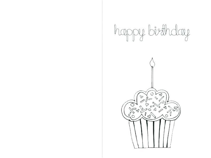 800x600 Happy Birthday Cards Printable With Happy Birthday Card Printable