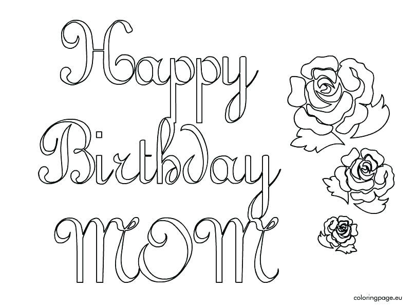 804x595 Happy Birthday Coloring Cards Printable