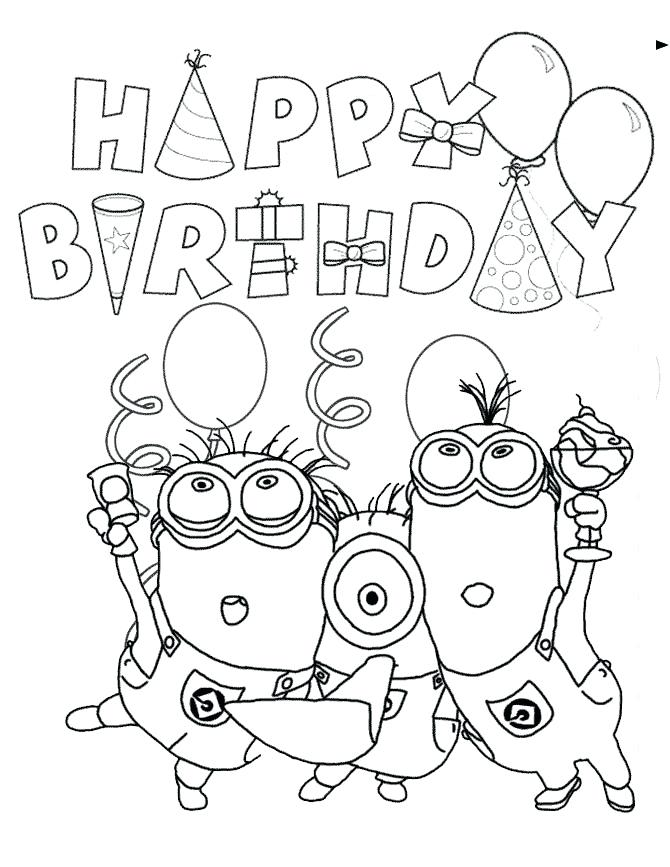 670x867 Free Printable Disney Cars Birthday Cards Coloring Pages Birthday