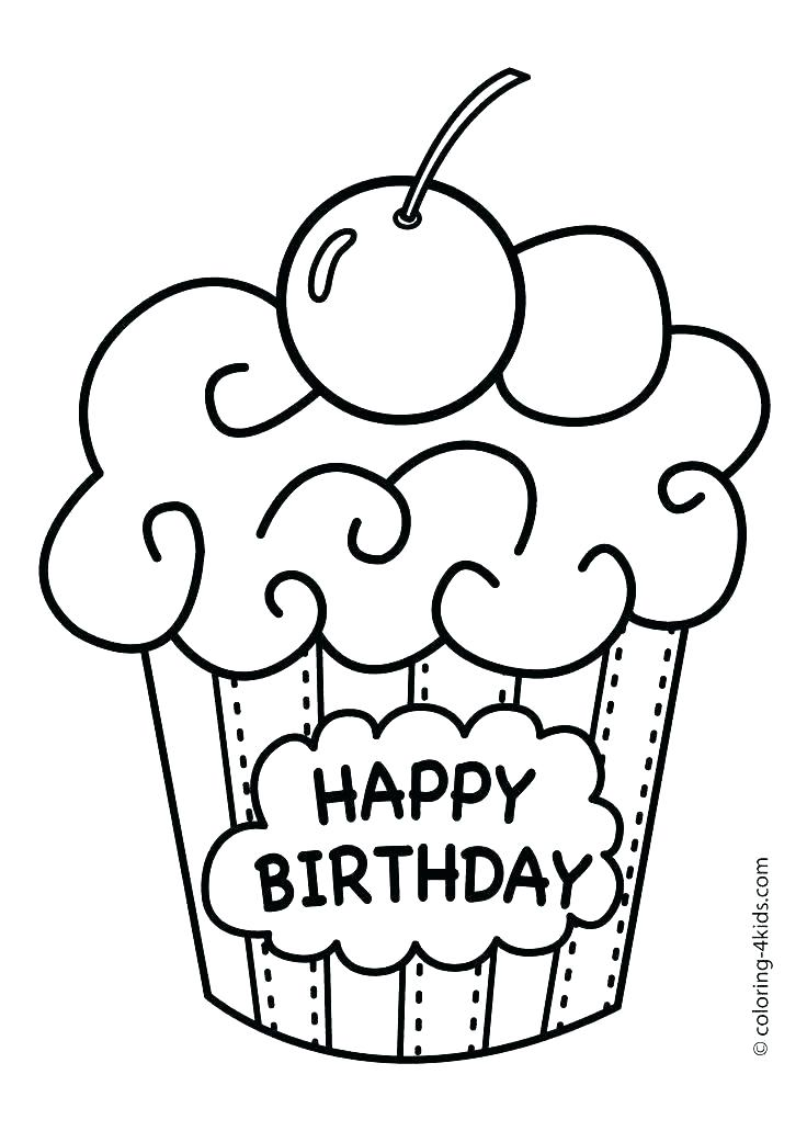 736x1031 Happy Birthday Coloring Pages For Dad Birthday Cards Coloring