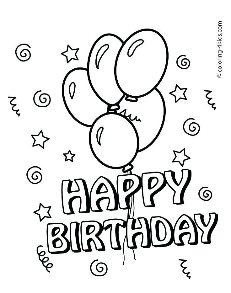 736x934 Printable Cards For Kids Free Printable Birthday Cards For Kids