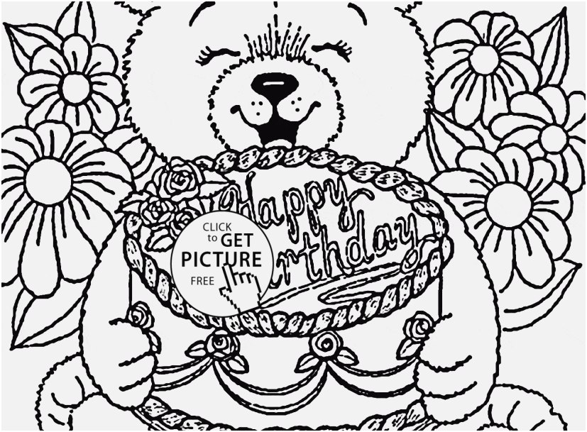 827x609 Printable Coloring Pages Monkey Quest Footage Teddy Bear Happy