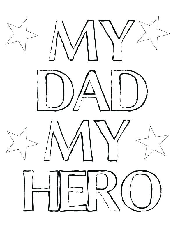 Happy Birthday Dad Printable Coloring Pages at GetDrawings ...