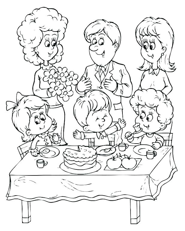 618x769 Coloring Pages For Dads Coloring Pages For Dad Printable Coloring