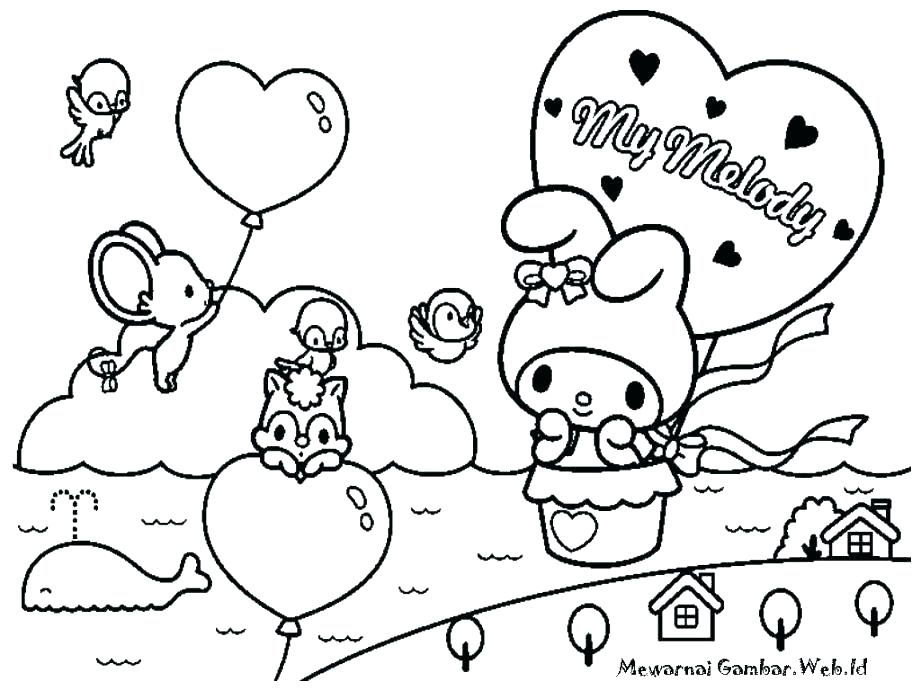 921x691 Happy Birthday Coloring Pages In Addition To Happy Birthday