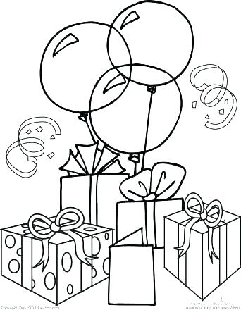 342x440 Happy Birthday Grandma Coloring Page Mothers Day Coloring Sheets