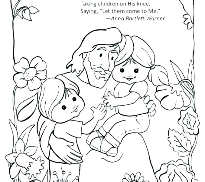 678x600 Happy Birthday Baby Jesus Coloring Page