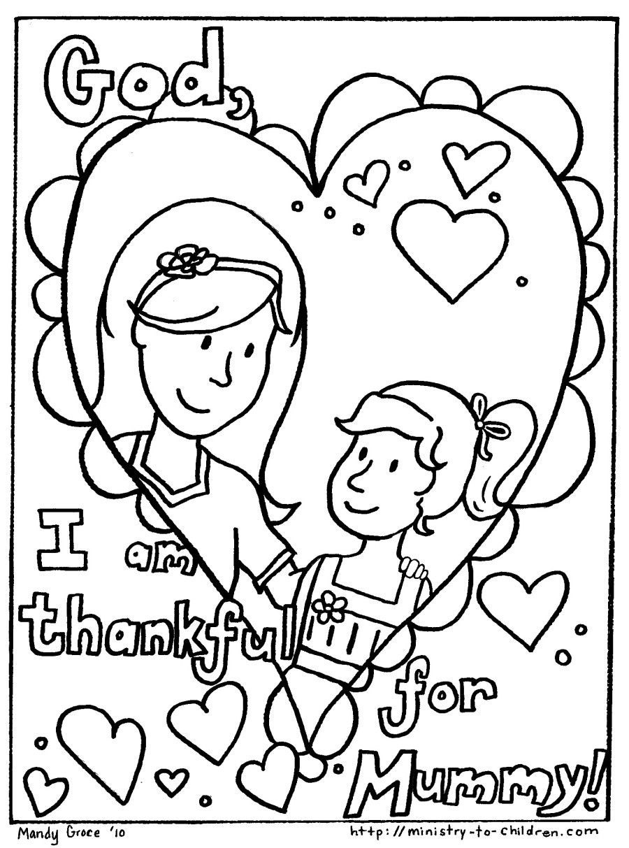 900x1213 Happy Birthday Mom Coloring Page And Pages